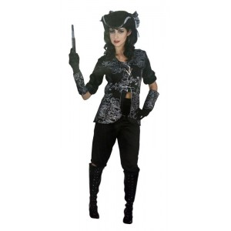 Disfraz de Pirata Mujer S