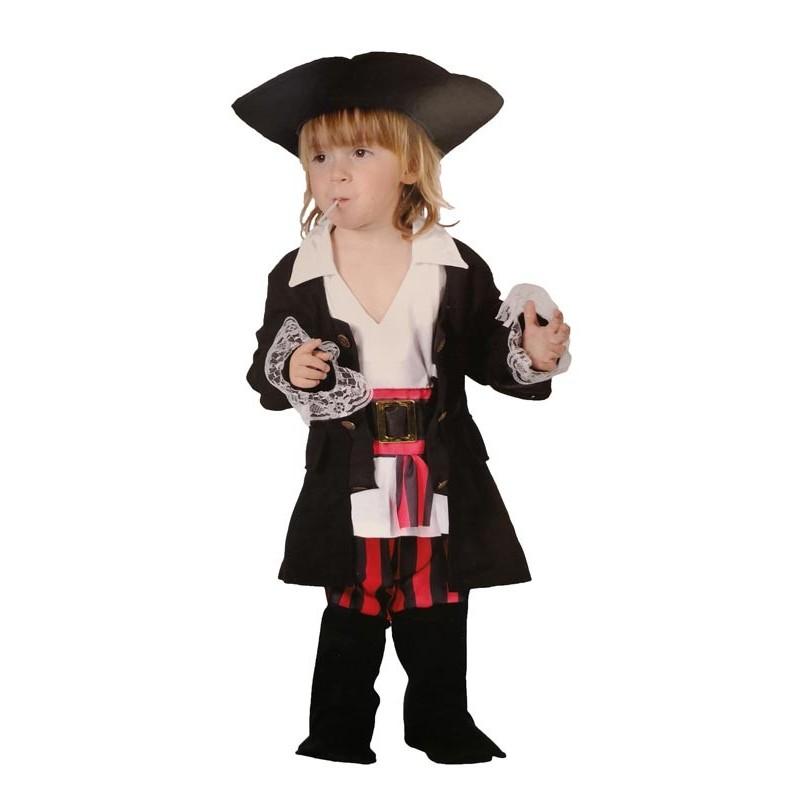 Disfraz de Pirata Infantil XS