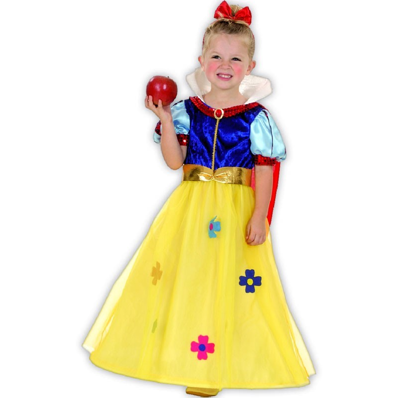XS Blancanieves infantil disfraz