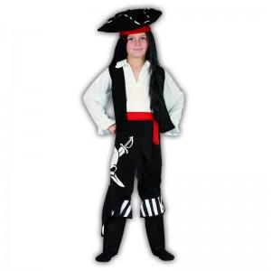 S Capitán pirata niño