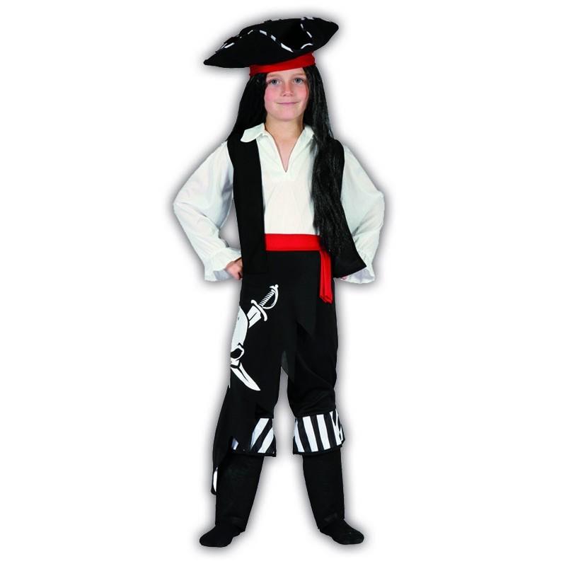 M Capitán pirata niño