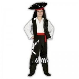 L Capitán pirata niño