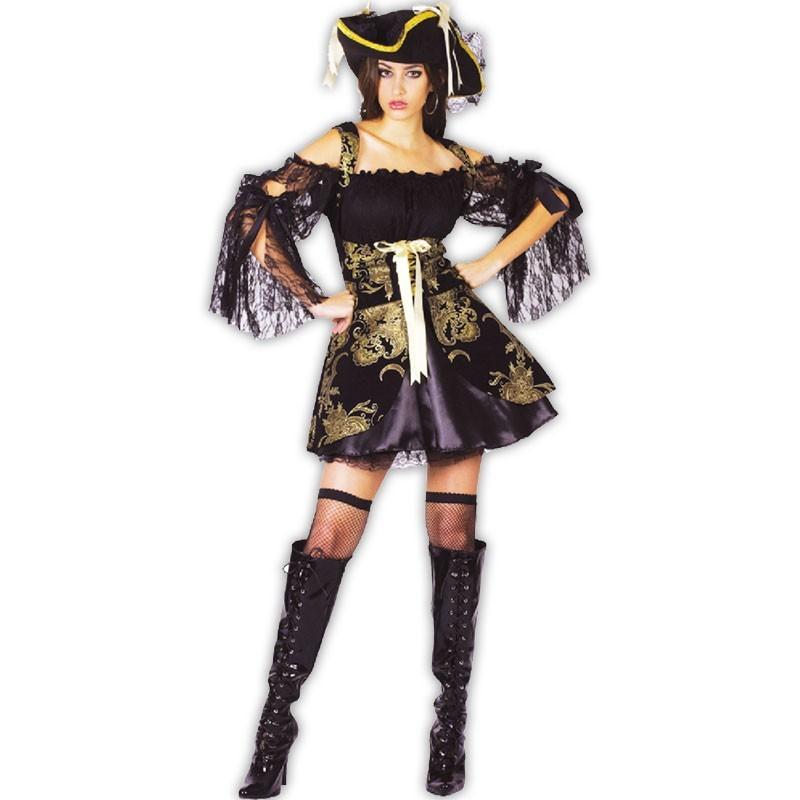 L Pirata mujer adulta disfraz