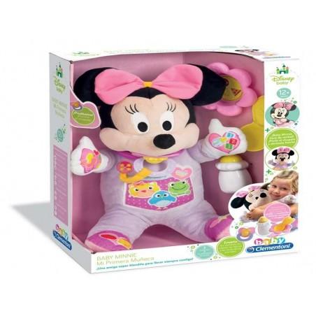Mi primera muñeca Minnie - Clementoni