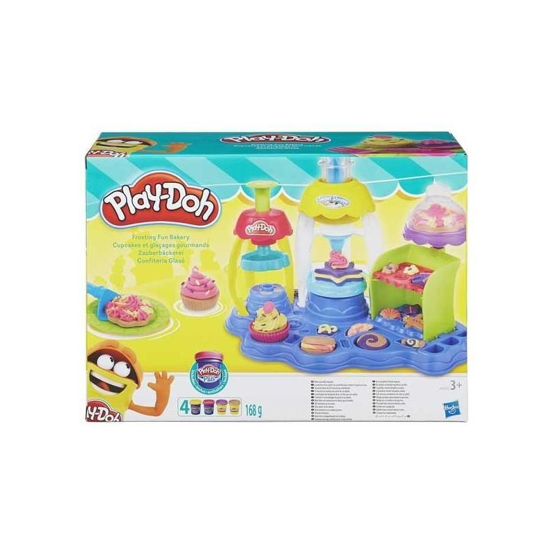 Confitería Glasé Play-Doh