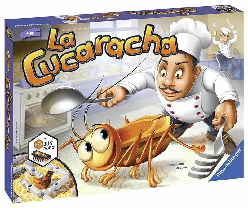 Juego La Cucaracha
