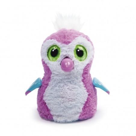 Hatchimals Pingüino rosa - Bizak