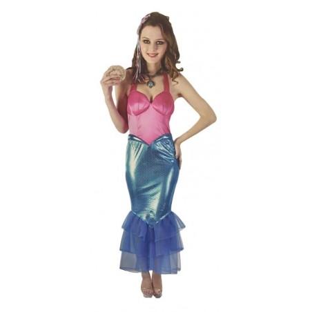 Disfraz de Sirena Adulto
