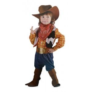 Disfraz de Cowboy Niño XS