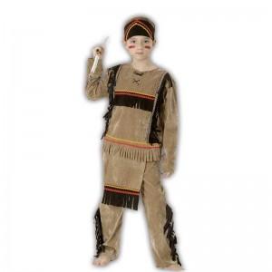 L Indio niño disfraz