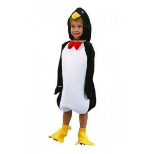 Disfraz de Pingüino Niño XS