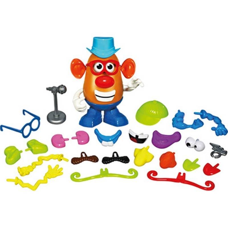 PlaySkool Mr Potato Maleta Divertida