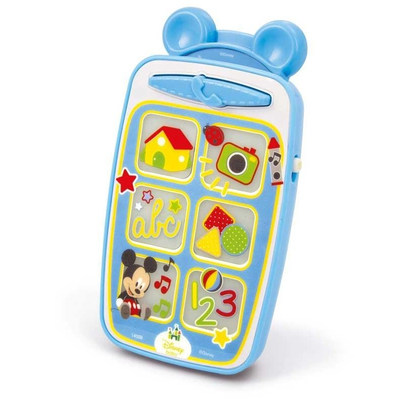 Baby Mickey Smartphone