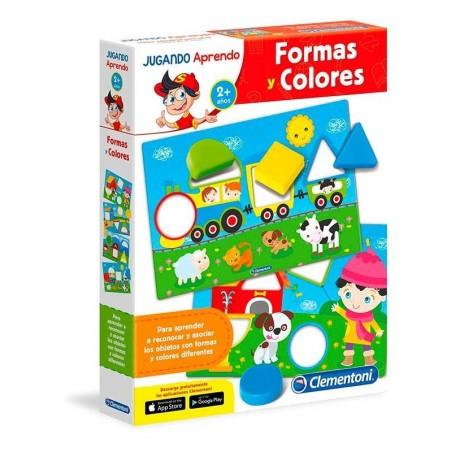 Aprende Formas y Colores