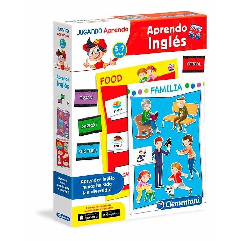 Juego Aprende Inglés