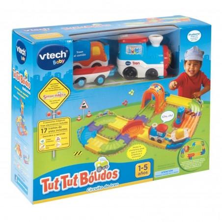 Tut Tut Bólidos circuito de tren - Vtech