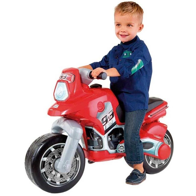 Moto Cross Correpasillos Advanced