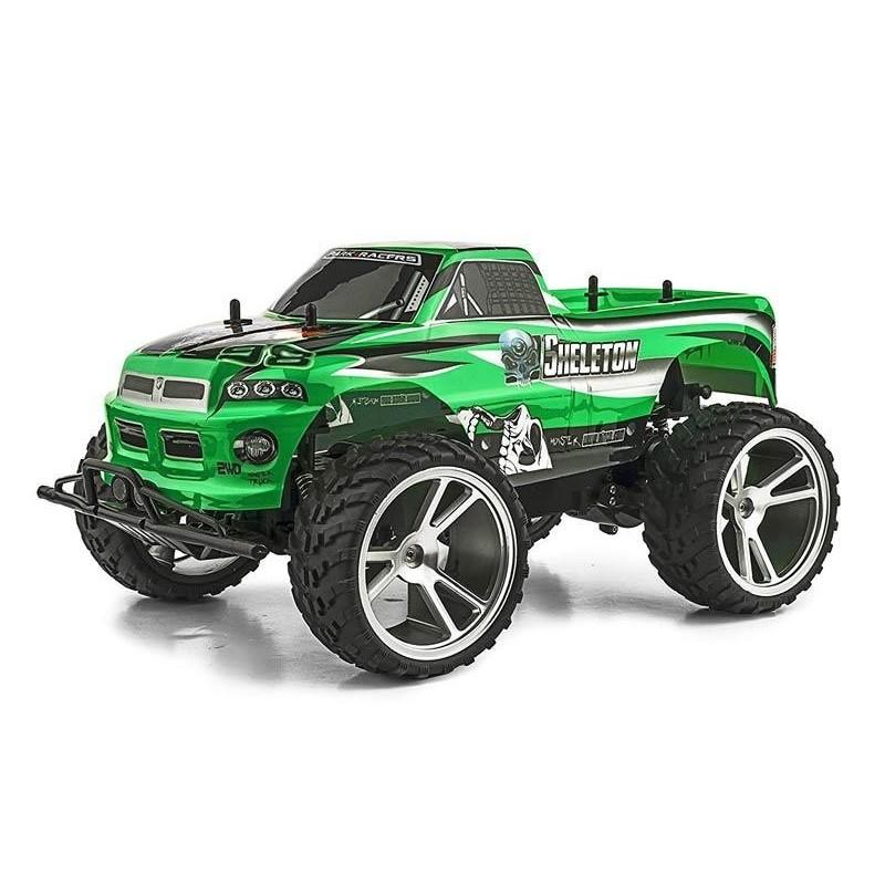 Parkracers Skeleton Monster