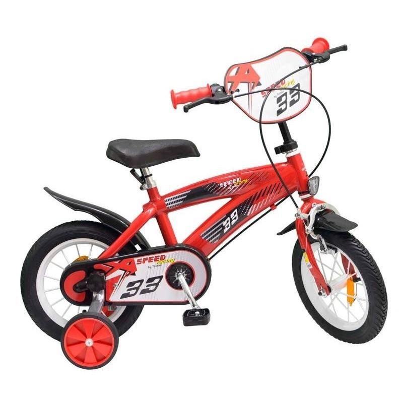 Bicicleta 12 pulgadas TX Roja