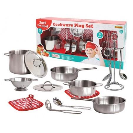 Set de Cocina 15 piezas