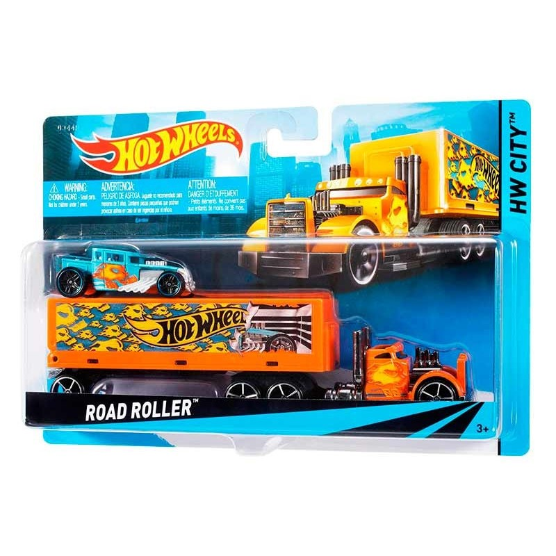 Hot Wheels Supercamiones
