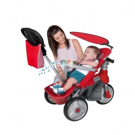 Triciclo para Bebés Evolutivo