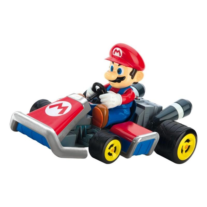 Coche Carrera RC Nintendo Mario Kart 7 - Carrera