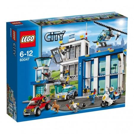 LEGO CITY Comisaría de policía LEGO