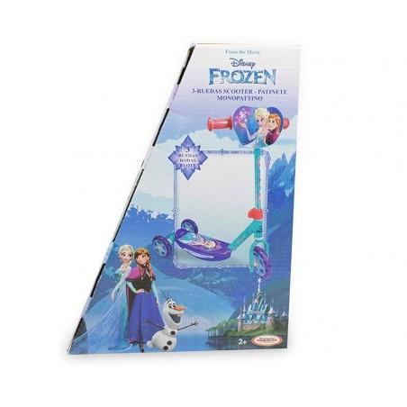 Patinete Frozen de 3 Ruedas