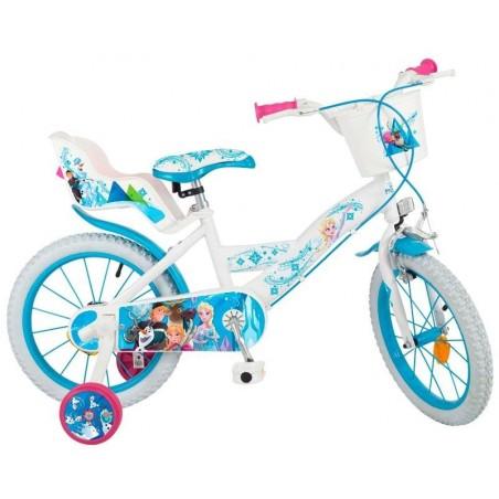 Frozen Bicicleta 16´´