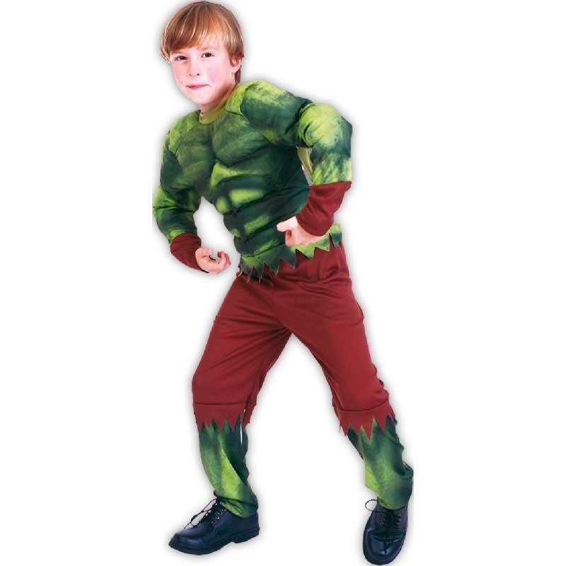 M Hulk disfraz