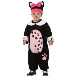 Disfraz de Gatita Bebe 12-24M