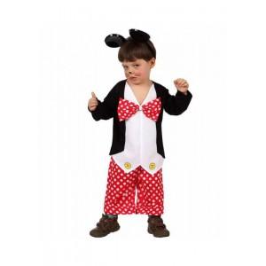 Disfraz de Ratoncito Bebe 12-24M