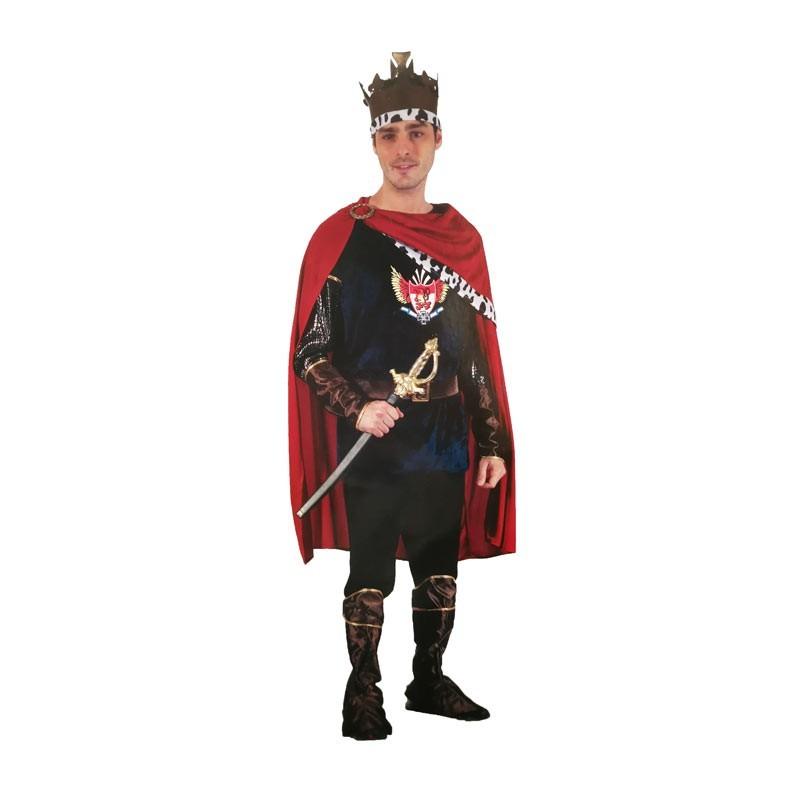 Disfraz de Rey de Adulto