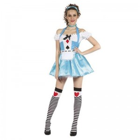 Disfraz Chica de Corazones L