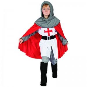 M Guerrero medieval disfraz