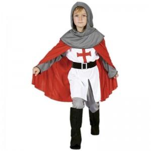 L Guerrero medieval disfraz