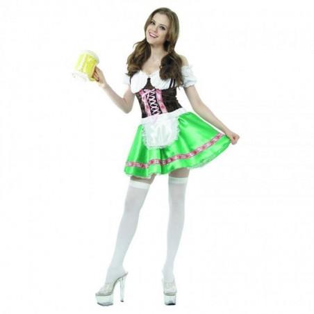 Disfraz Oktoberfest de Mujer