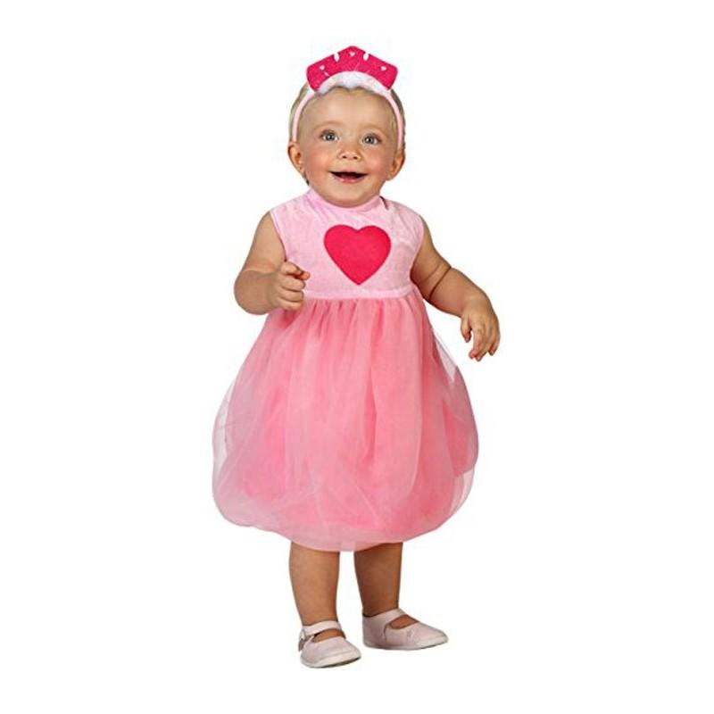 Disfraz de Princesa Bebe 12-24M