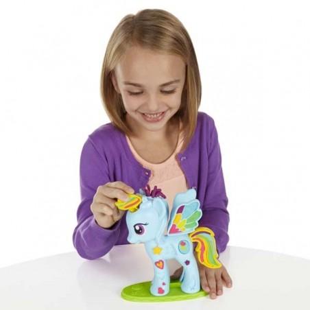 My Little Pony Rainbowdash Play-Doh