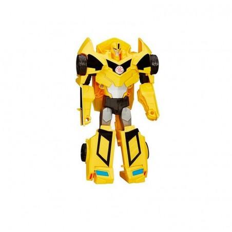 Transformers Robots in Disguise 3 Pasos Mágicos