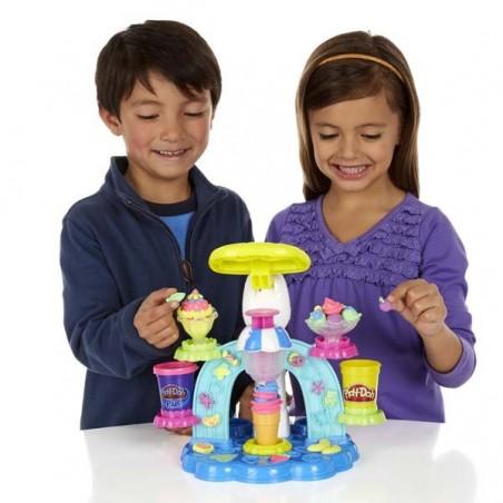 Helados de Rechupete Play-Doh