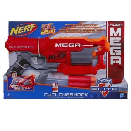 Nerf Mega Cyclone