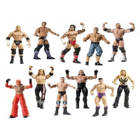 Figura básica WWE - Mattel
