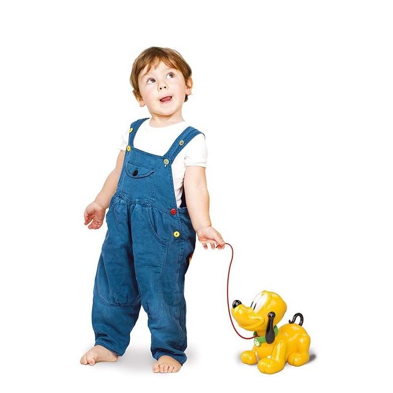 Baby Pluto Juega Contigo