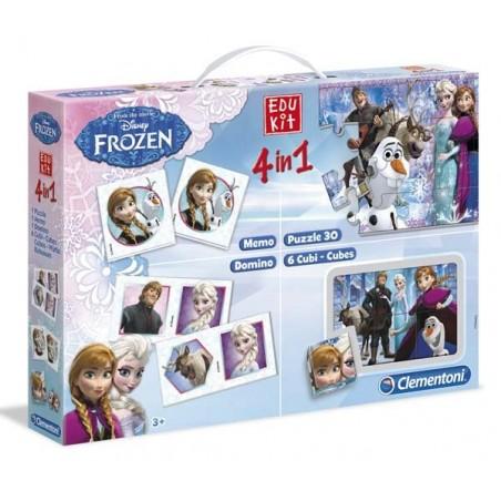 Edukit 4 en 1 Frozen