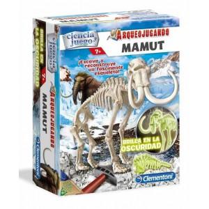 Arqueojugando Mamut Fosforescente