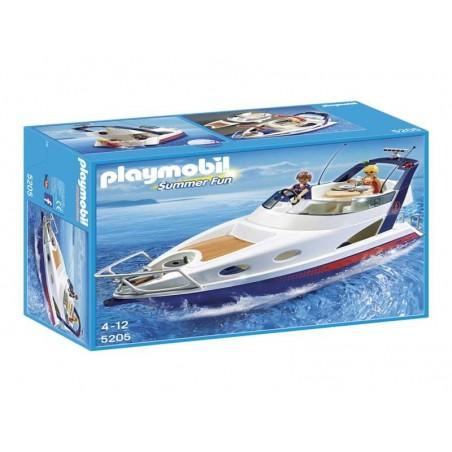 Yate de lujo - Playmobil