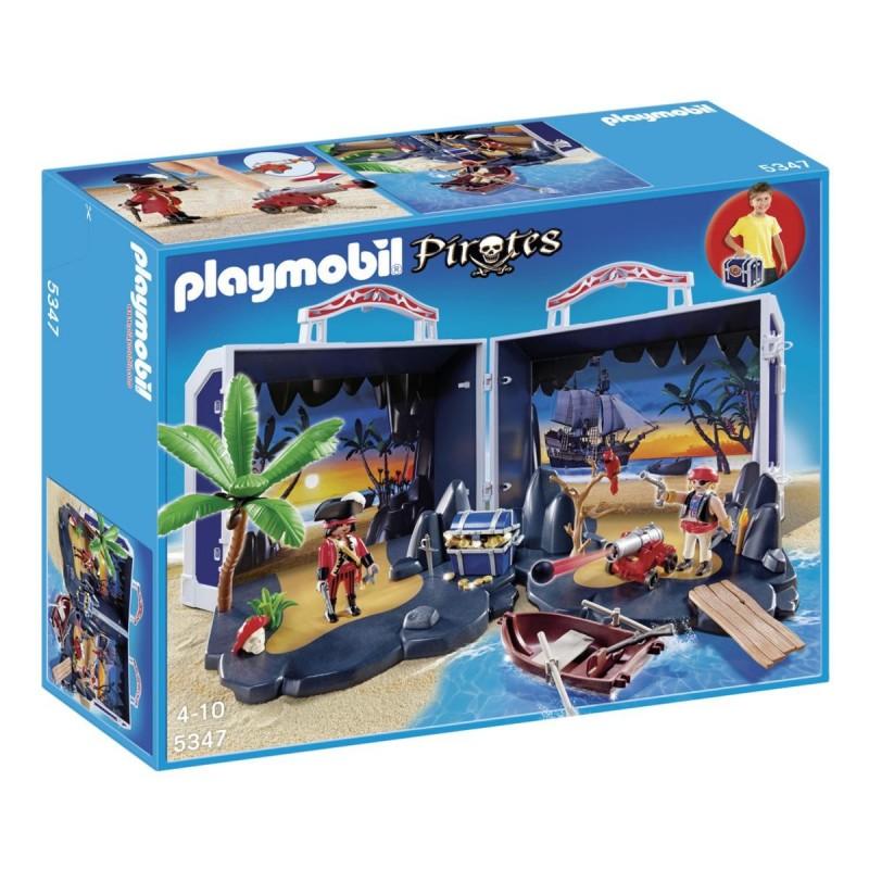Cofre del tesoro pirata - Playmobil