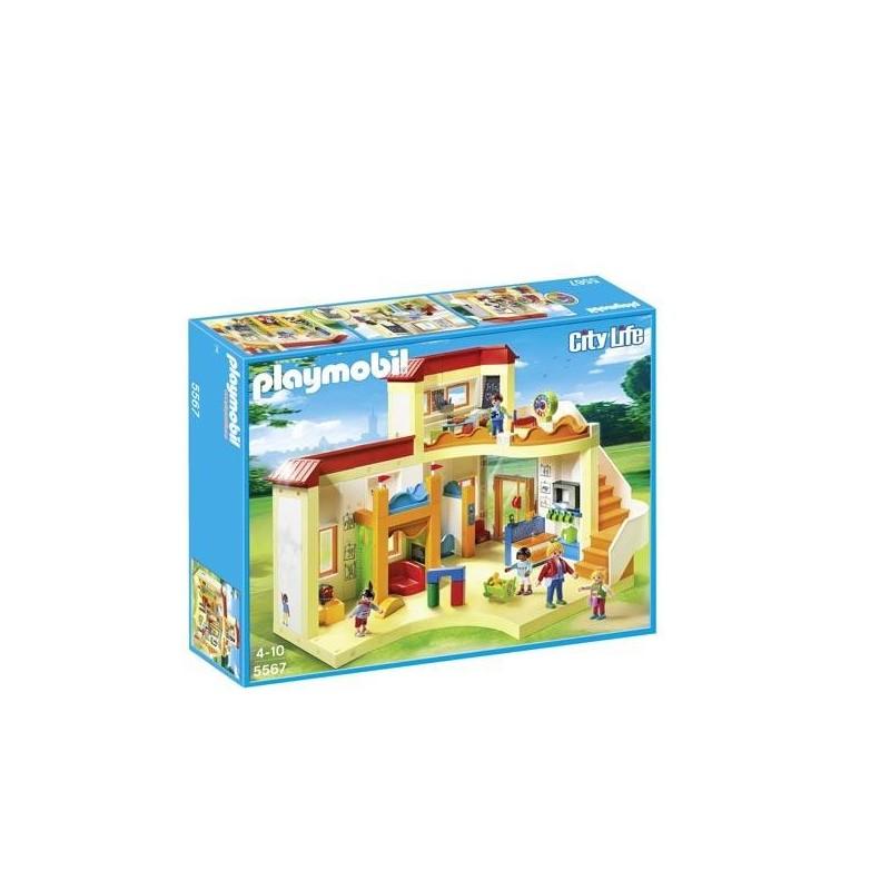 Guardería Playmobil
